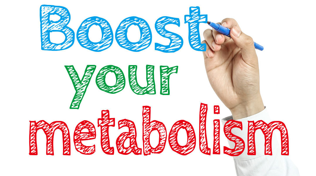 Boost Your Metabolism, Feel Great, and Lose Weight After Thirty!